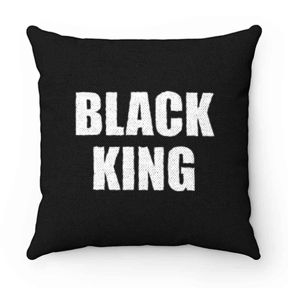 Black King Pillow Case Cover