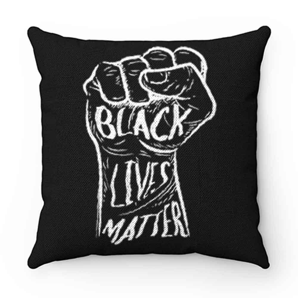 Black Lives Matter Pride Pillow Case Cover