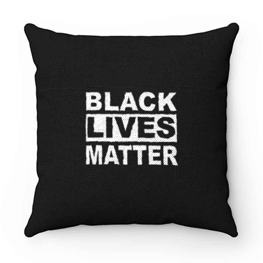 Black Lives Matter Vintage Pillow Case Cover