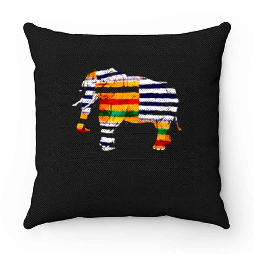 Black Pride Melanin Elephant Pillow Case Cover