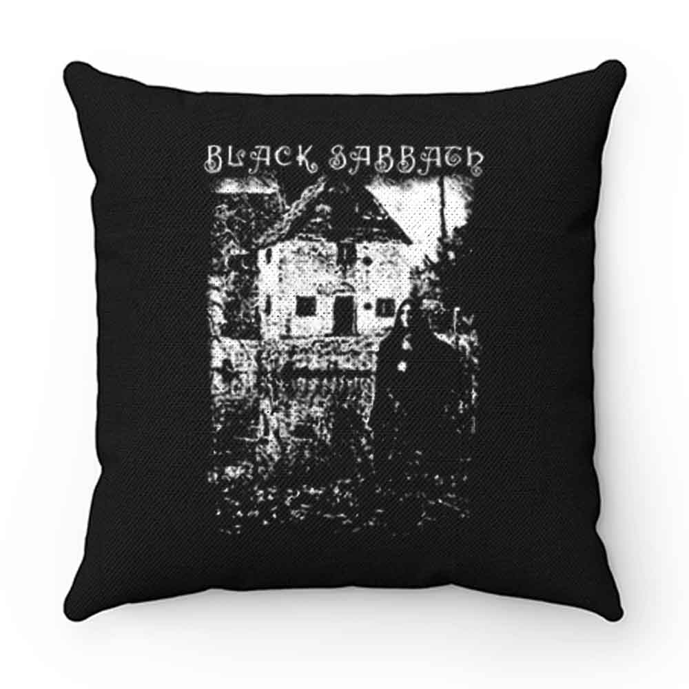Black Sabbath 1970 Osbourne Pillow Case Cover