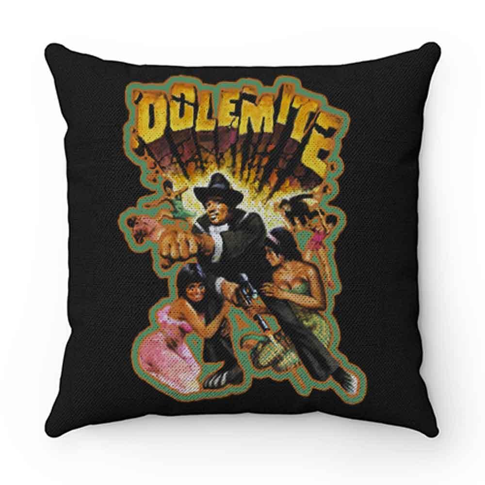 Blaxploitation Classic Dolemite Pillow Case Cover