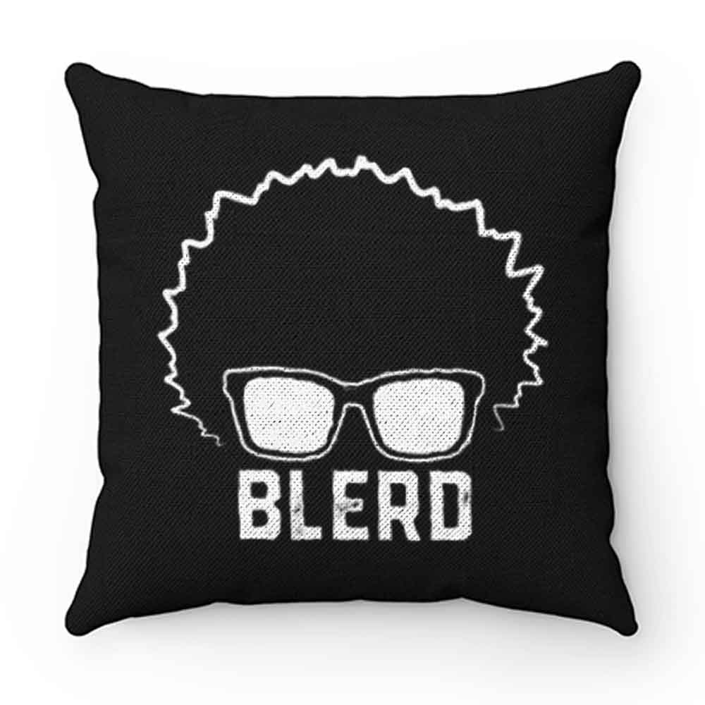 Blerd Black Nerd Pillow Case Cover