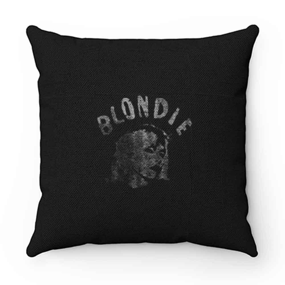 Blondie Joan Jett Blonde Retro Classic Band Pillow Case Cover