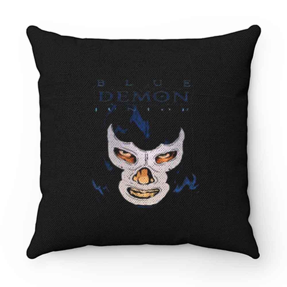 Blue Demon Wrestling Legend Pillow Case Cover