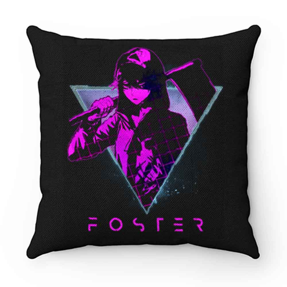 Blue Isaac Zack Foster Angels of Death Pillow Case Cover