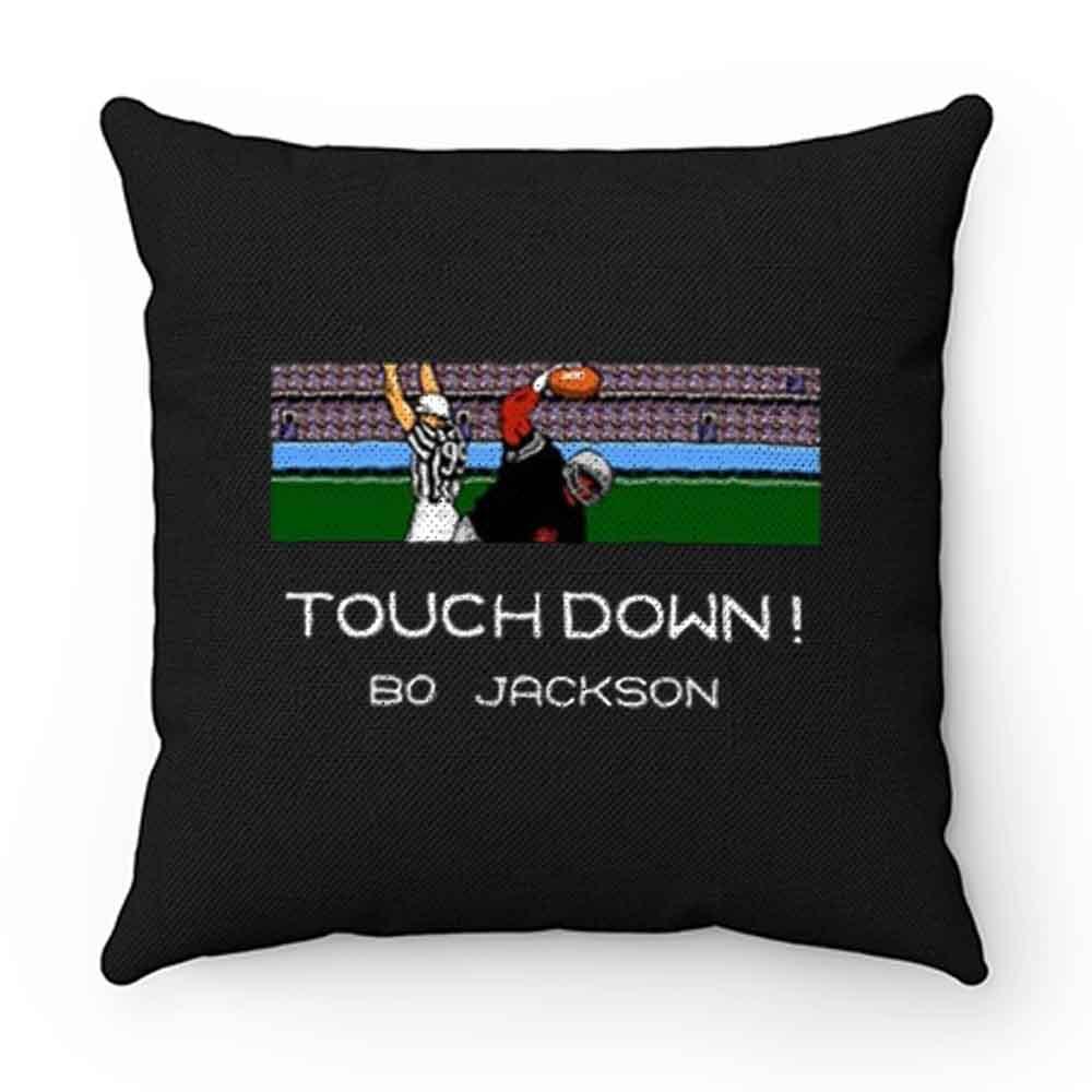 Bo Jackson Tecmo Bowl Oakland Raiders Pillow Case Cover