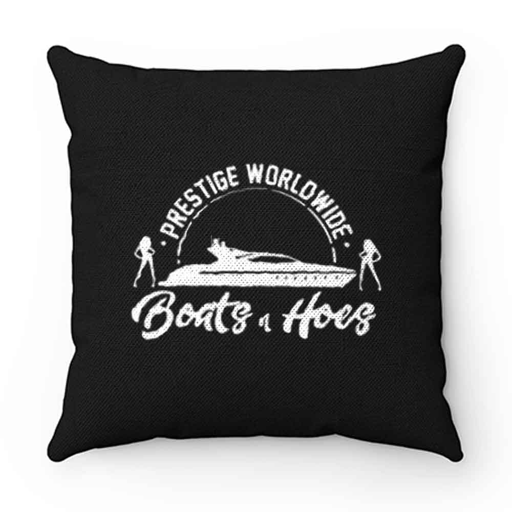 Boats Hoes Pillow Case Cover