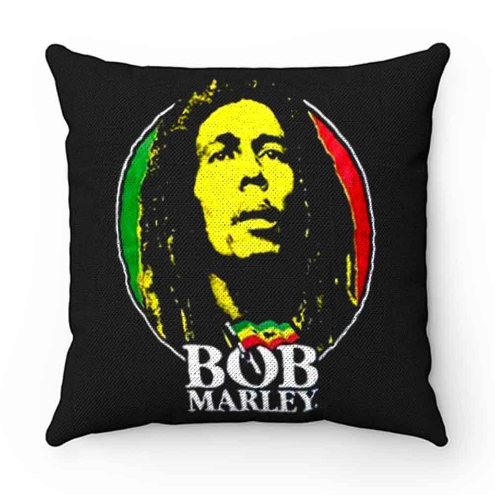 Bob Marley Regge Music Legend Pillow Case Cover