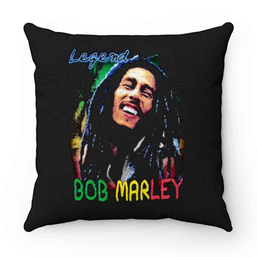 Bob Marley Short Sleeve Legend Pillow Case Cover