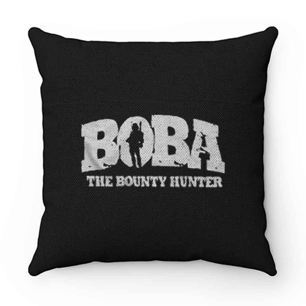 Boba Fett the Bounty Hunter Pillow Case Cover