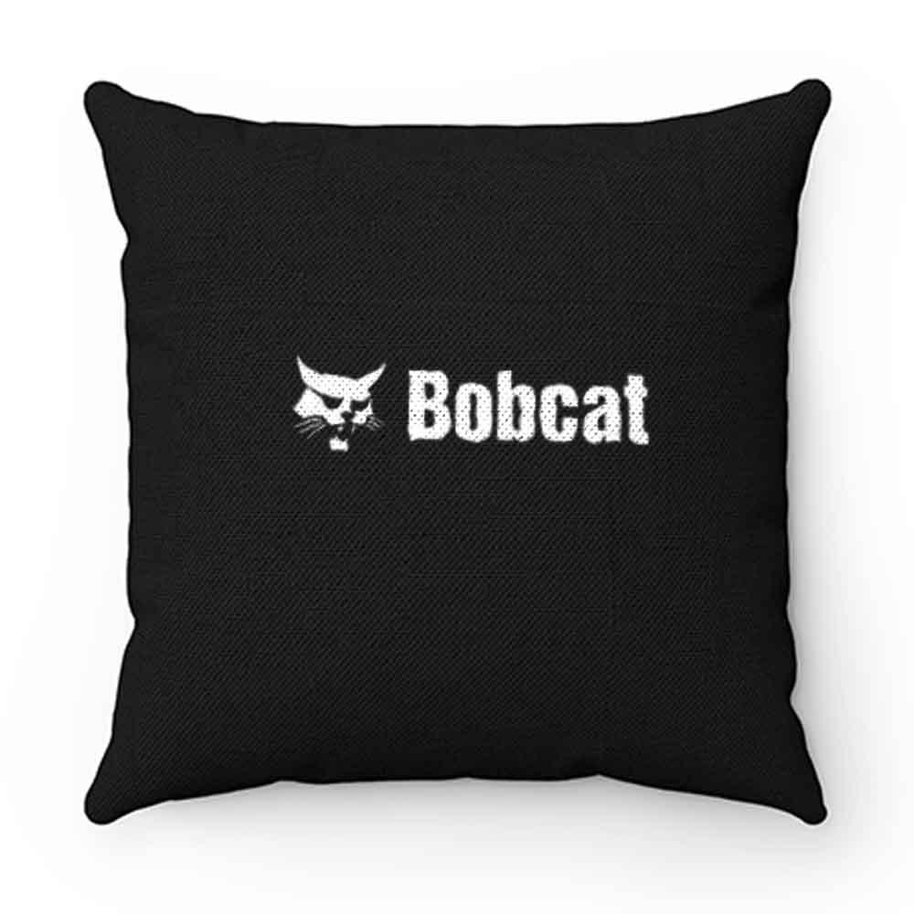 Bobcat Pillow Case Cover