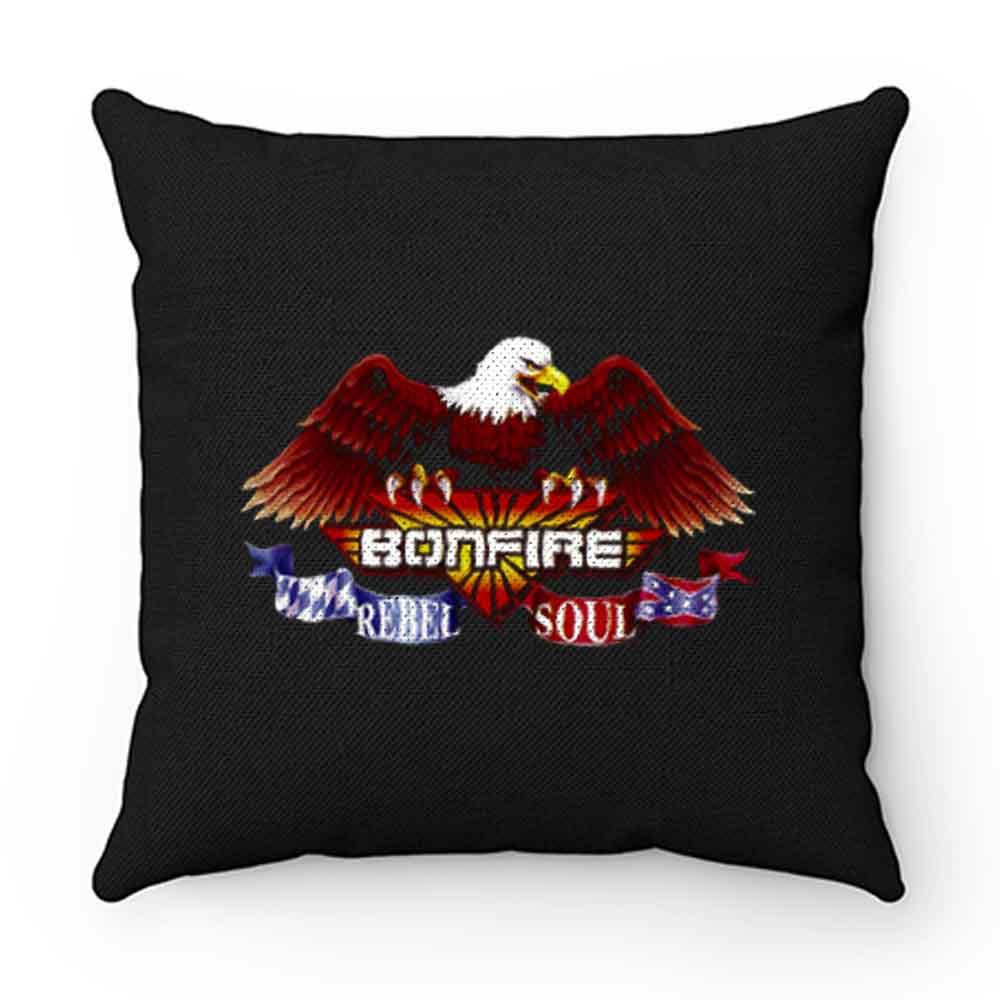 Bonfire Rebel Soul Pillow Case Cover