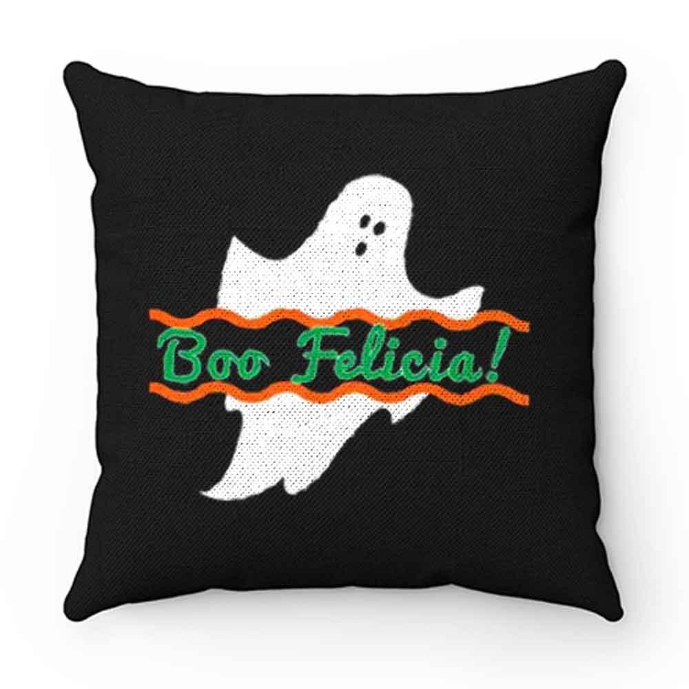 Boo Felicia Halloween Pillow Case Cover