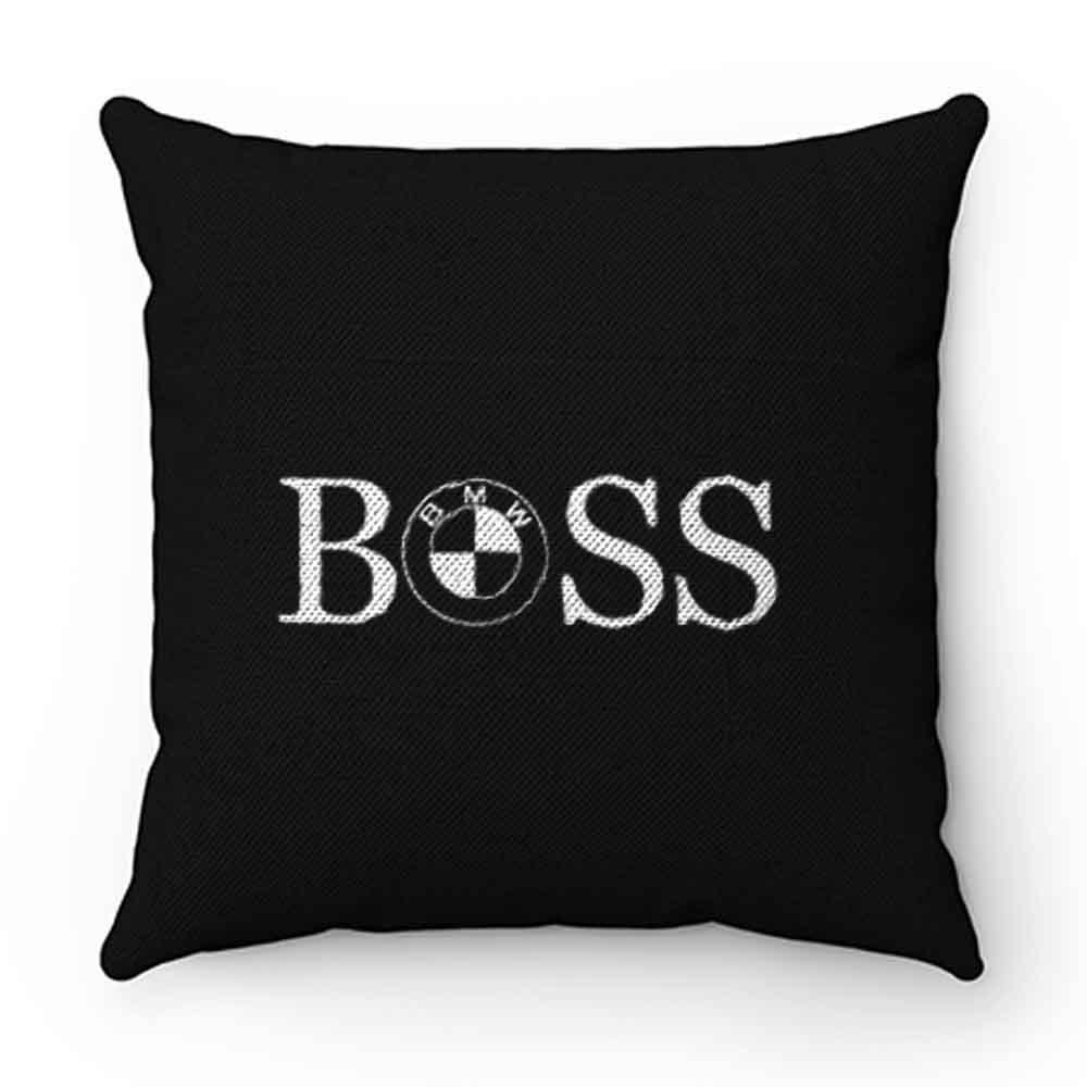 Boss BMW Pillow Case Cover