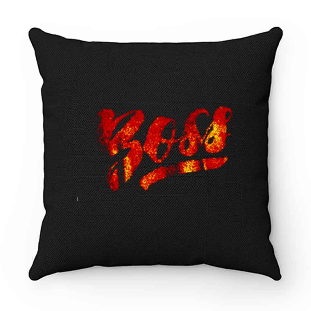 Bossy Alpha Pillow Case Cover
