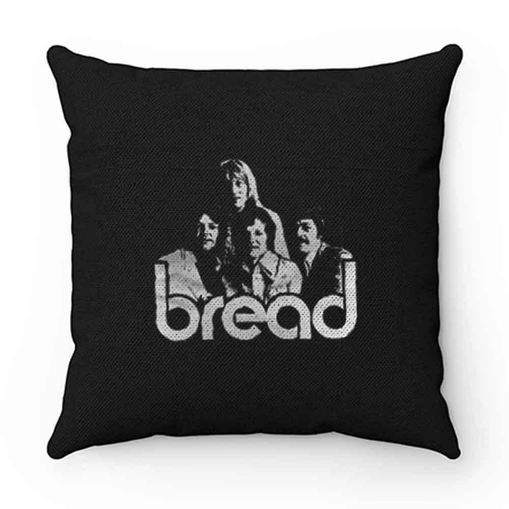 Bread Band Rock Classic Pillow Case Cover