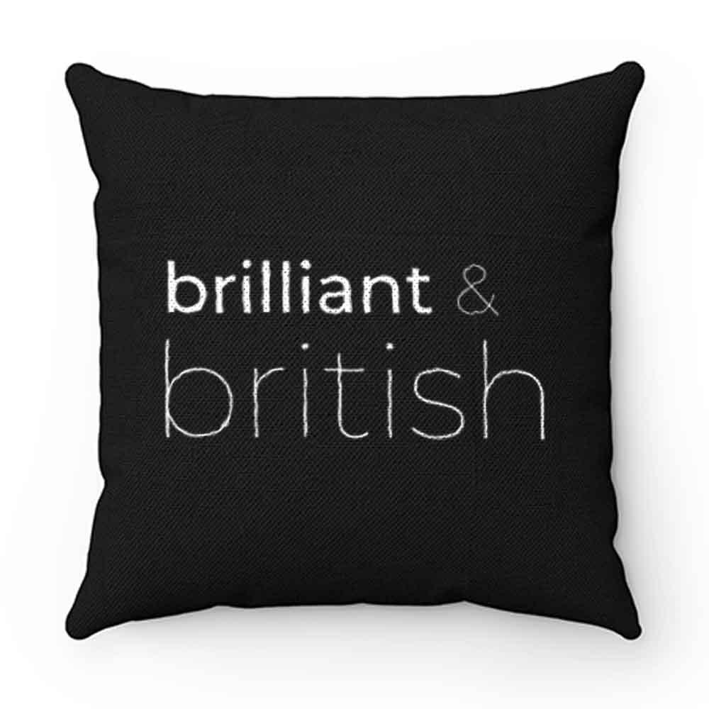 Brilliant British Pillow Case Cover