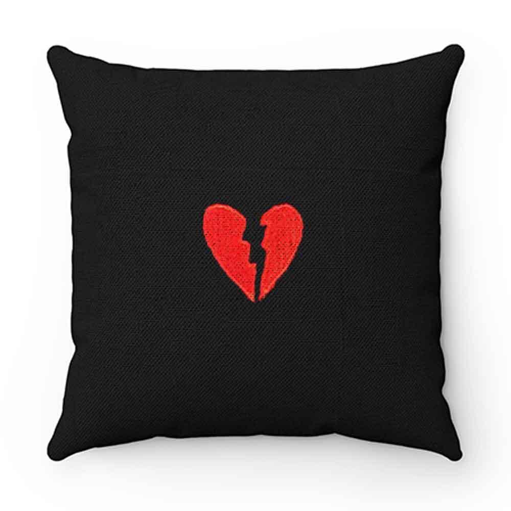 Broken Heart Pillow Case Cover