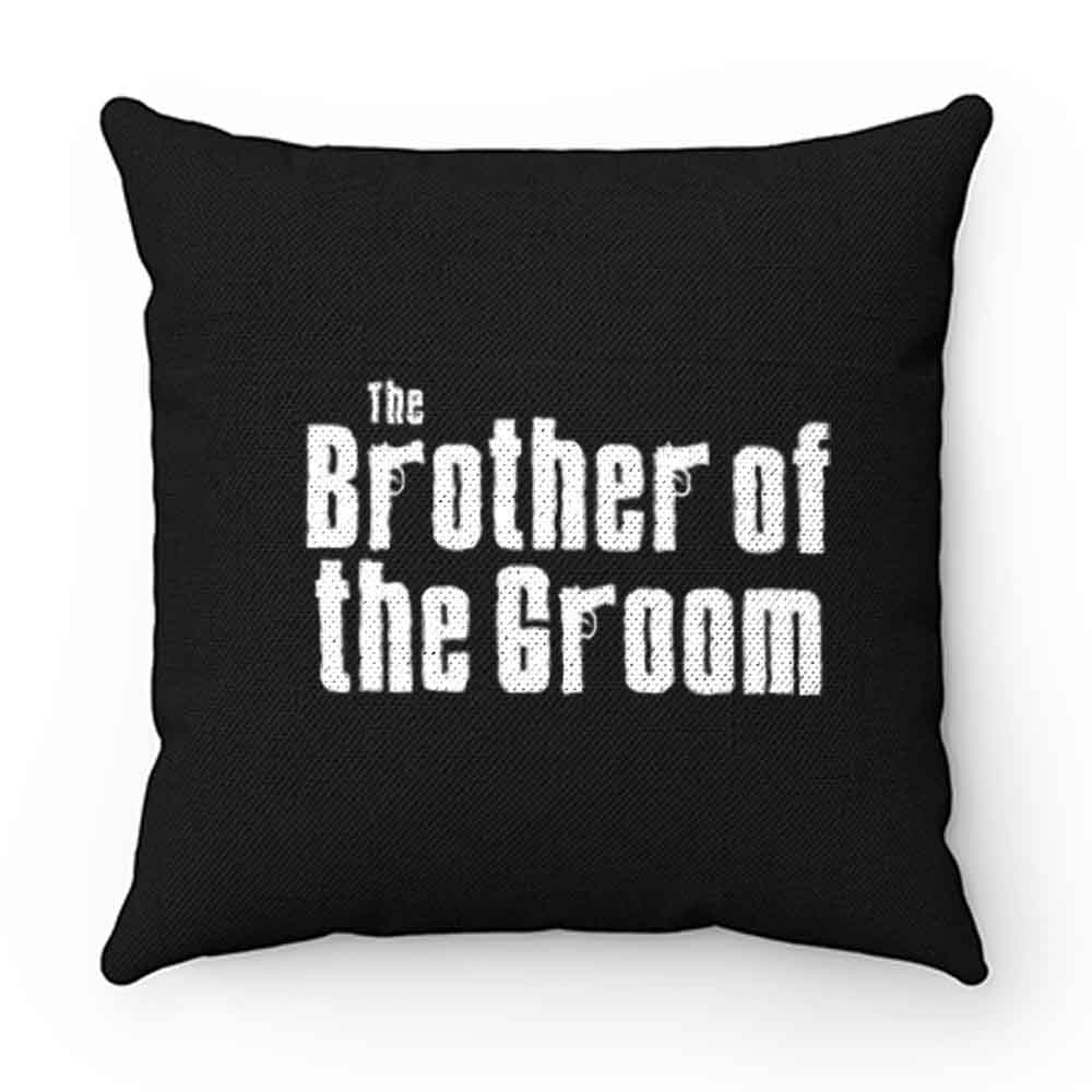 Brother Wedding Gift Ideas For Him Wedding Pillow Case Cover