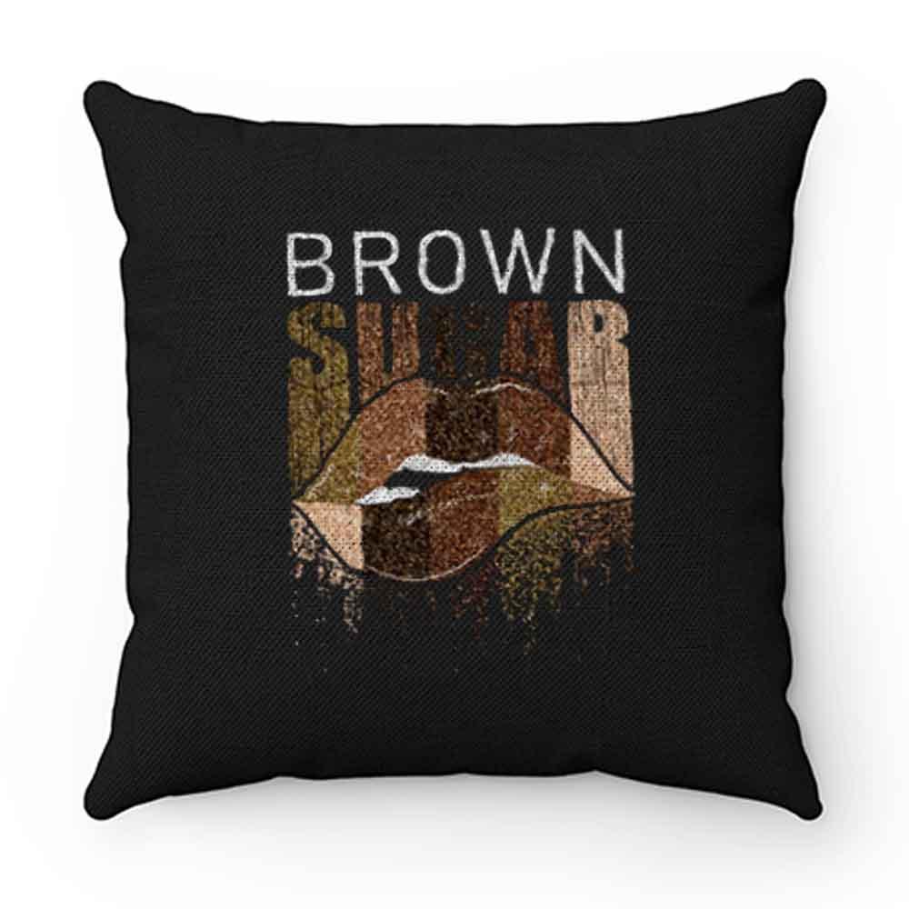 Brown Sugar Pillow Case Cover
