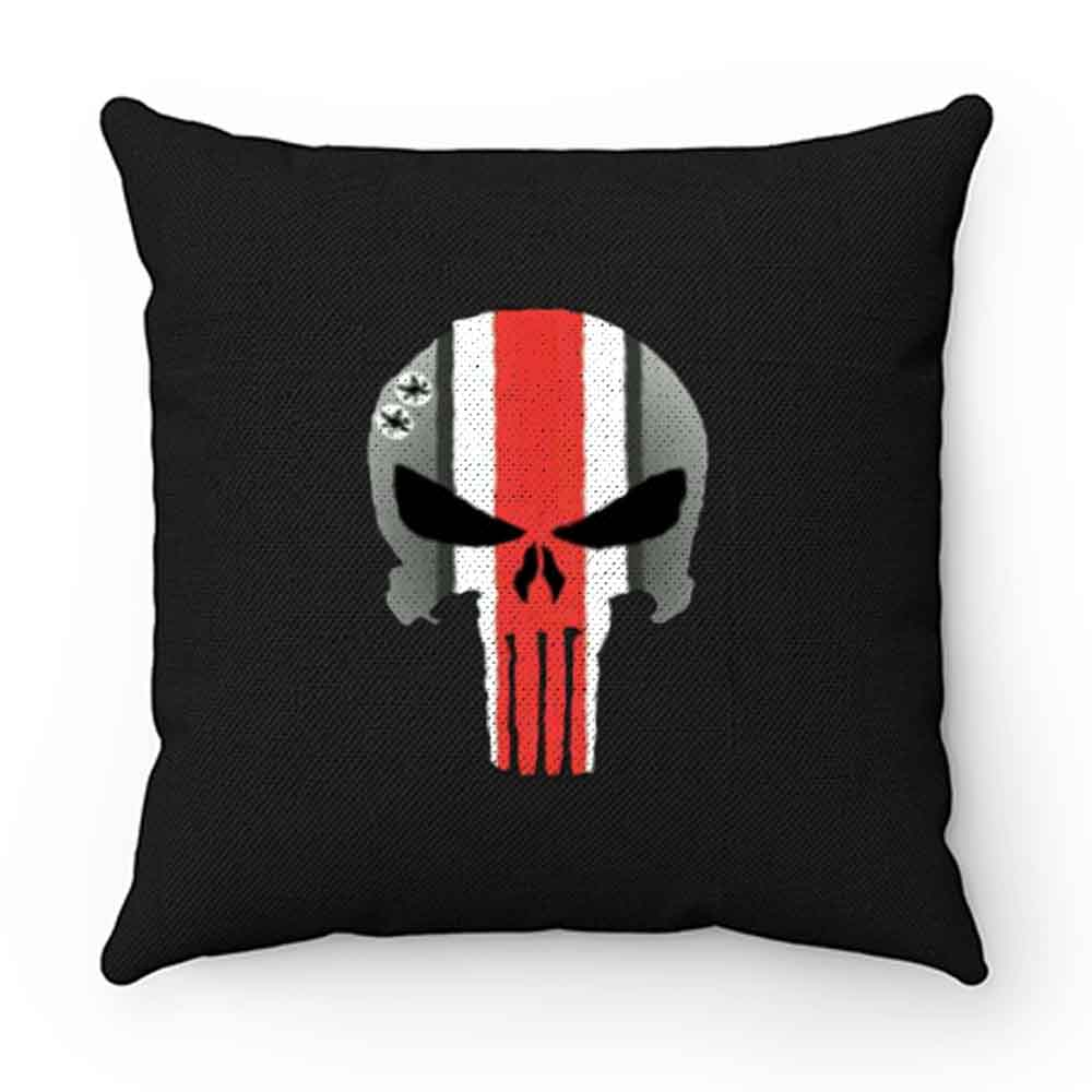 Buckeyes Punisher Pillow Case Cover
