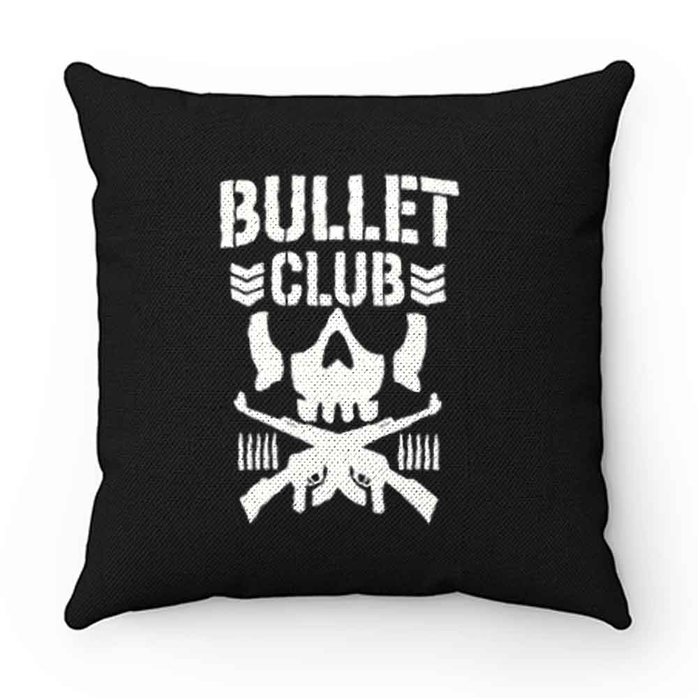 Bullet Club Pro Wrestling Pillow Case Cover