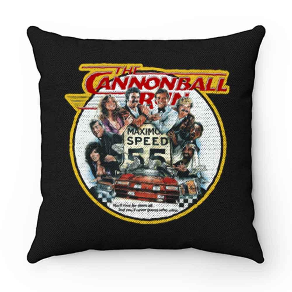 Burt Reynolds Classic The Cannonball Run Pillow Case Cover