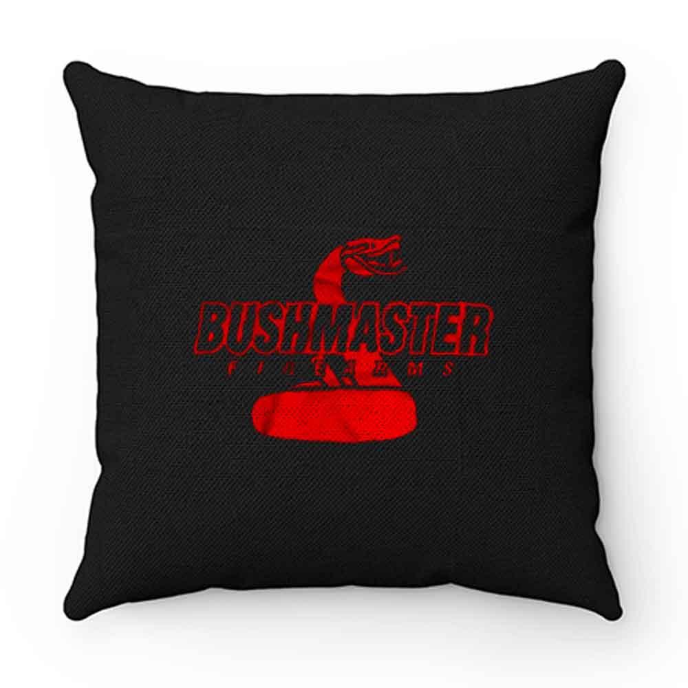 Bushmaster Firearms Pillow Case Cover