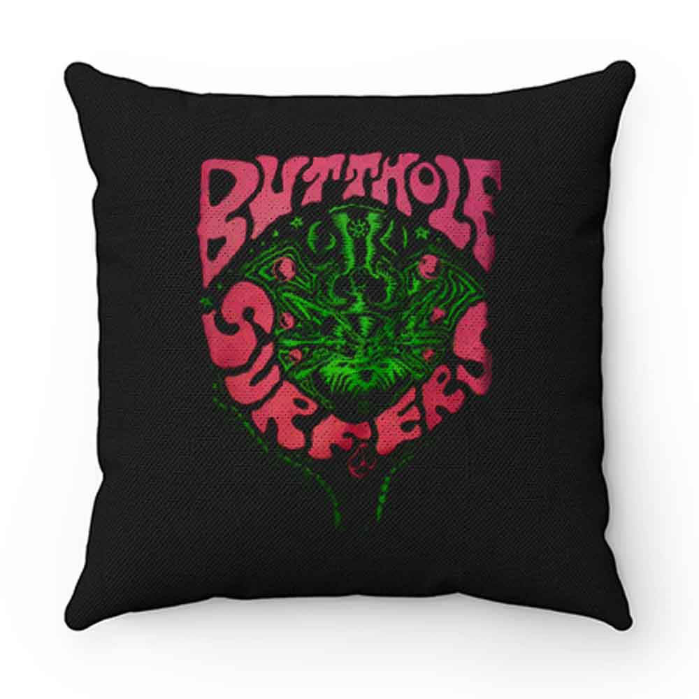 Butthole Surfers Fly Band Pillow Case Cover