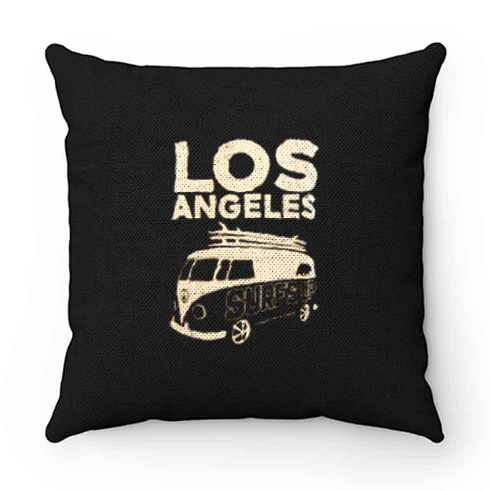 Cali Bear La Muscle Pillow Case Cover