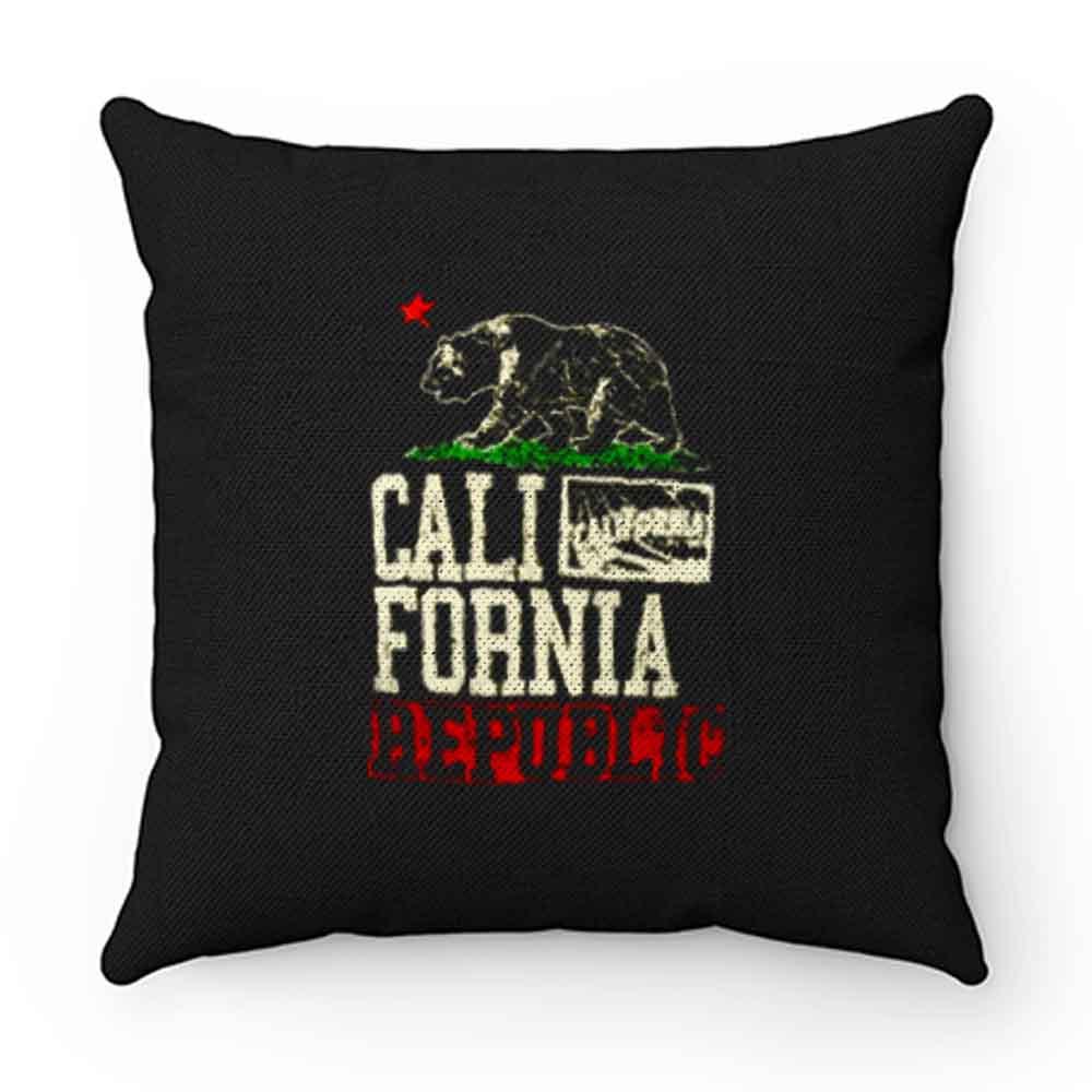 California Republic Pillow Case Cover