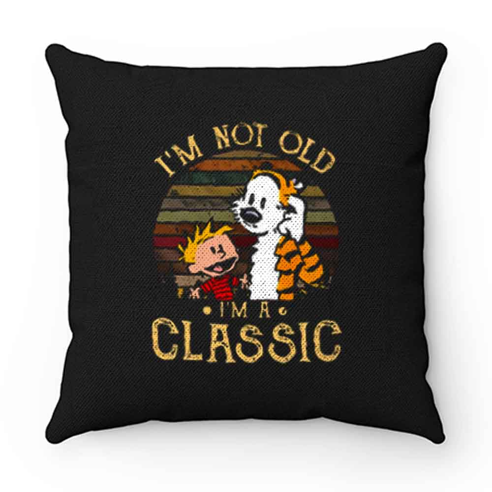 Calvin And Hobbes Pillow Case Cover