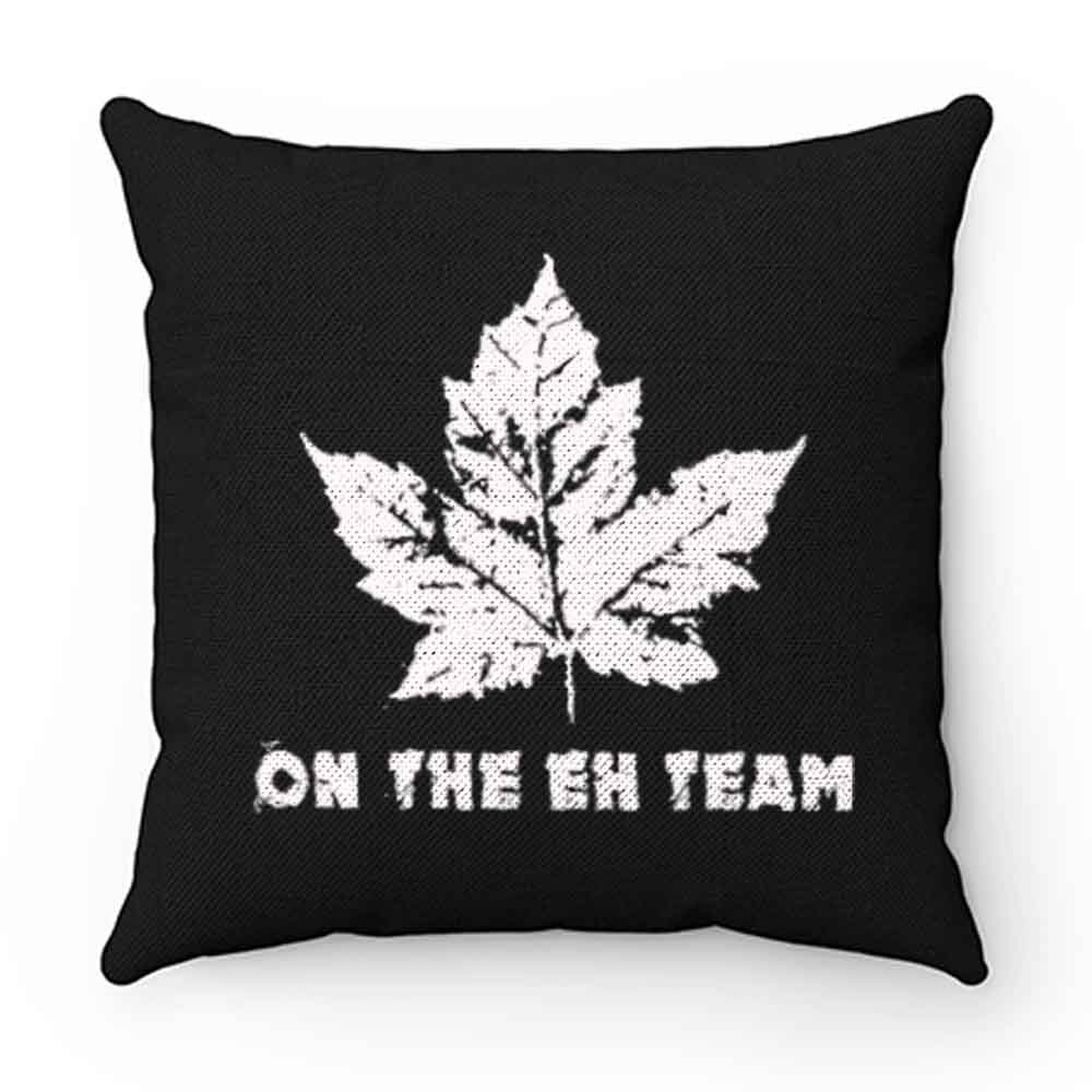 Canadian Pride Maple Leaf Pillow Case Cover