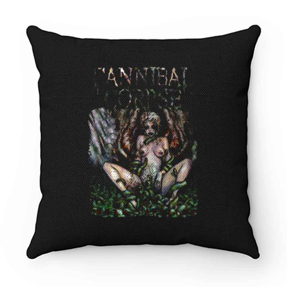 Cannibal Corpse Band Pillow Case Cover