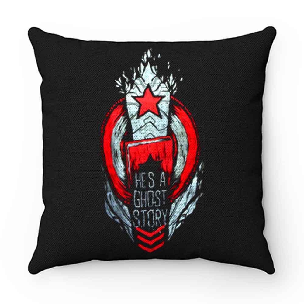 Captain America Winter Soldier Pillow Case Cover
