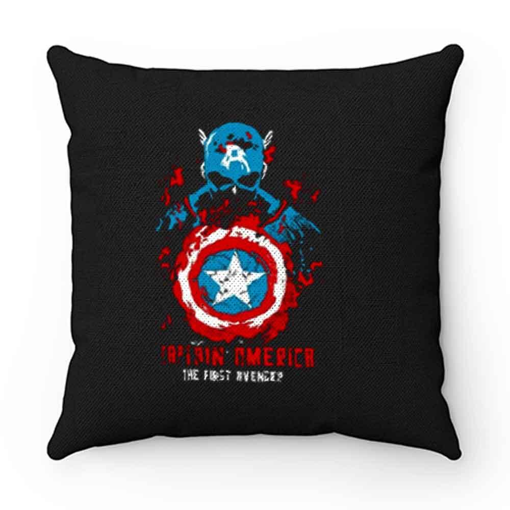 Captain Men Pillow Case Cover