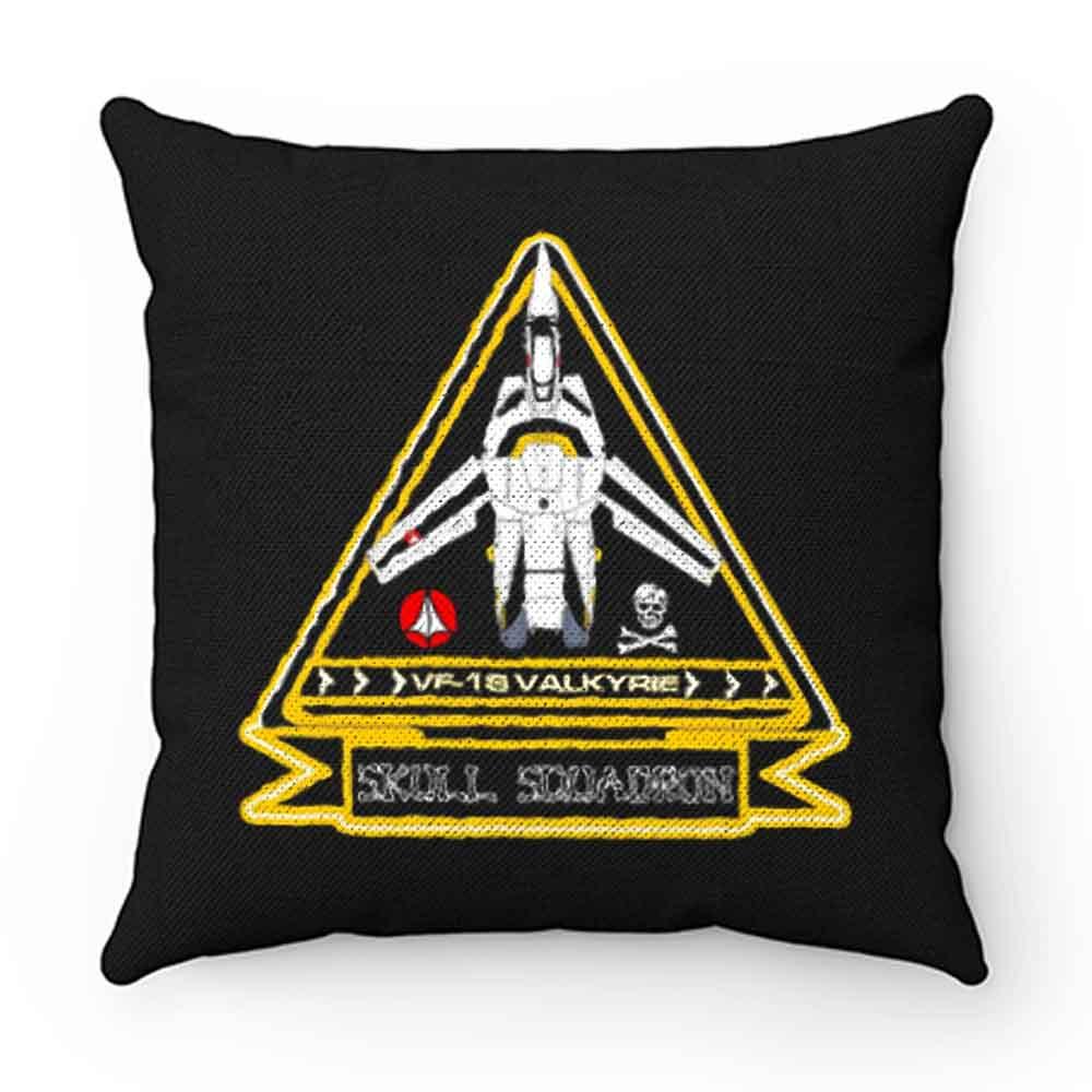 Cartoon Classic Robotech Skull Squadron Pillow Case Cover