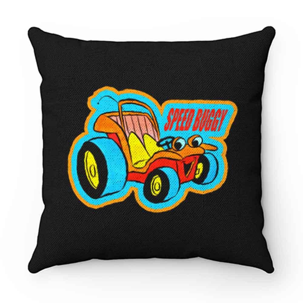 Cartoon Classic Speedy Buggy Pillow Case Cover