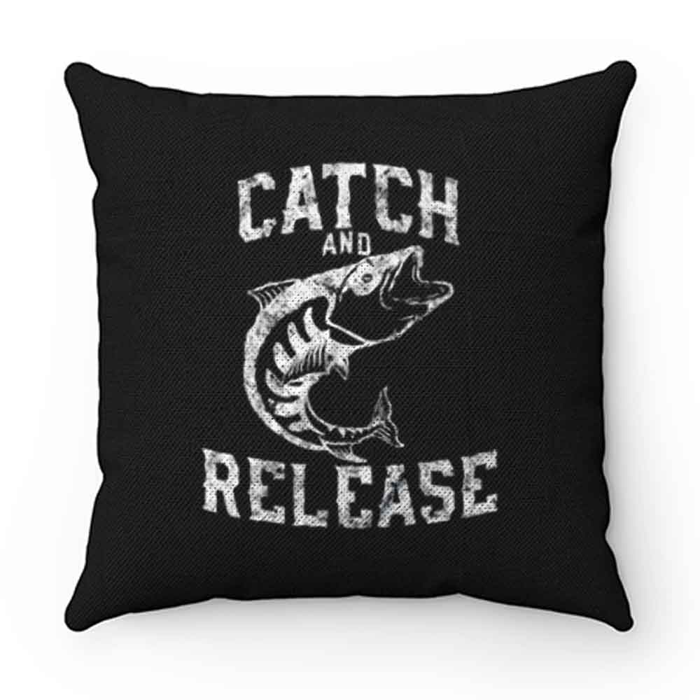 Catch And Release Pillow Case Cover