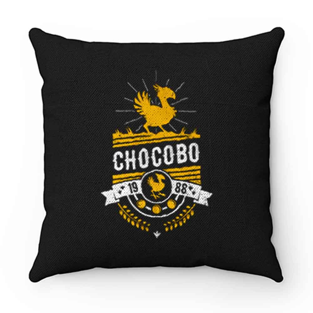 Chocobo 1988 Pillow Case Cover