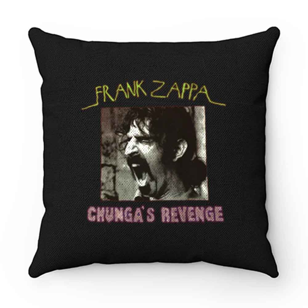 Chungas Revenge Frank Zappa Pillow Case Cover