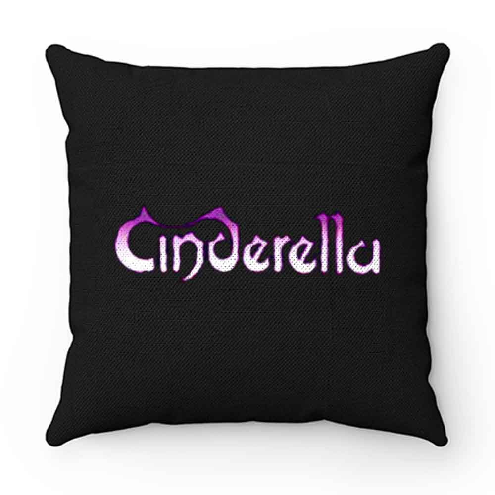 Cinderella Metal Rock Band Pillow Case Cover