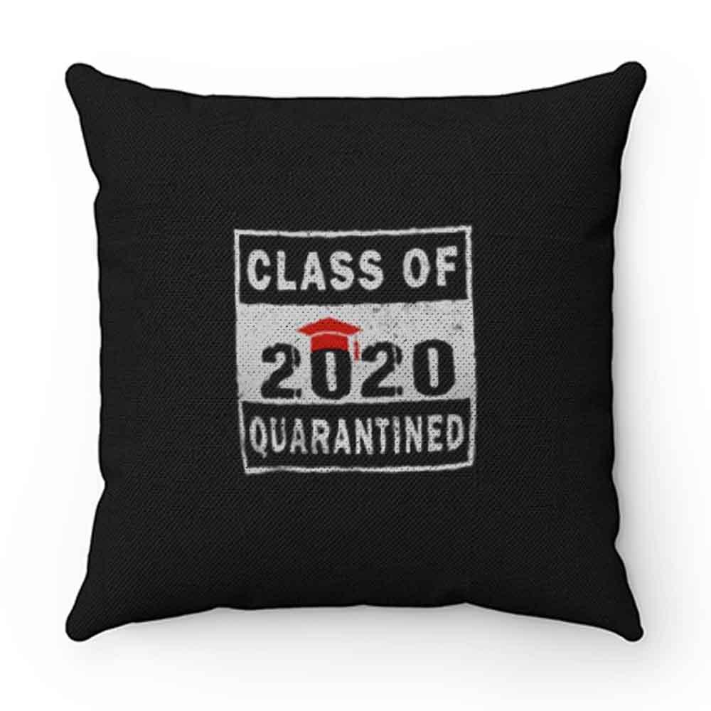 Class 2020 Quarantine Pillow Case Cover