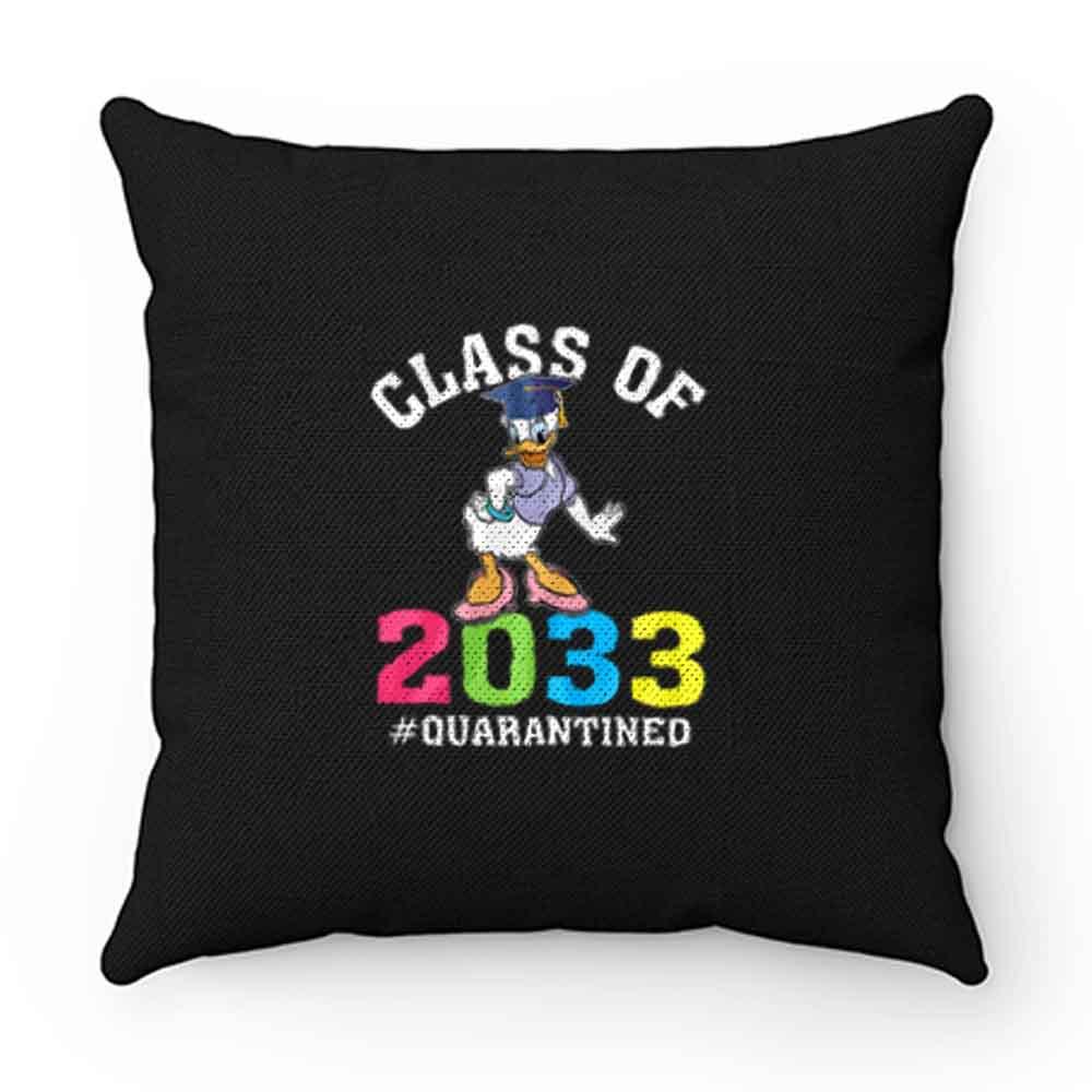 Class Of 2033 Daisy Kindergarten Quarantined Pillow Case Cover
