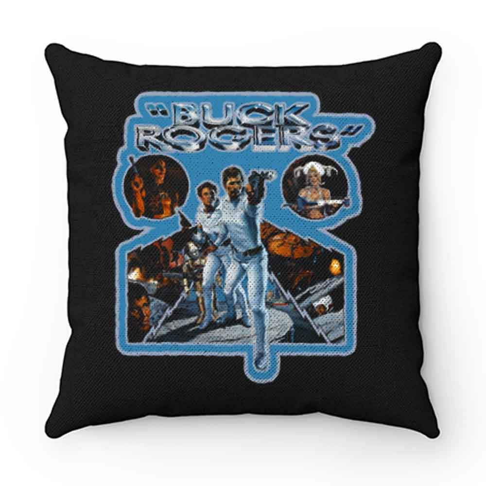 Classic Buck Rogers 25th Century Pillow Case Cover