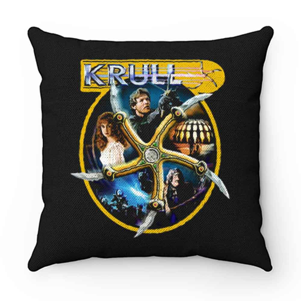 Classic Krull Pillow Case Cover