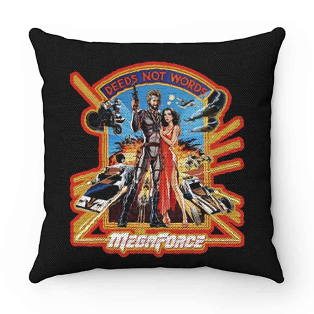 Classic MegaForce Pillow Case Cover