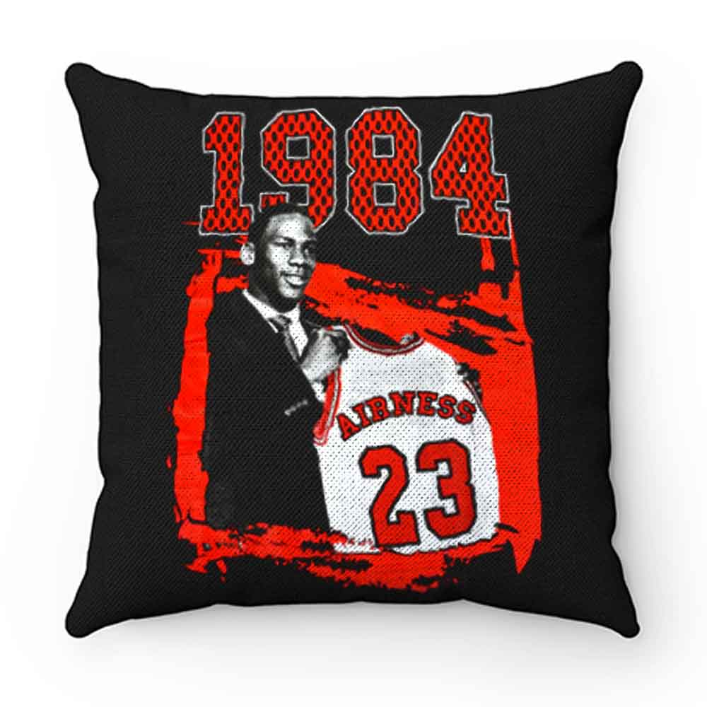 Classics 1984 Draft Day Airness Pillow Case Cover