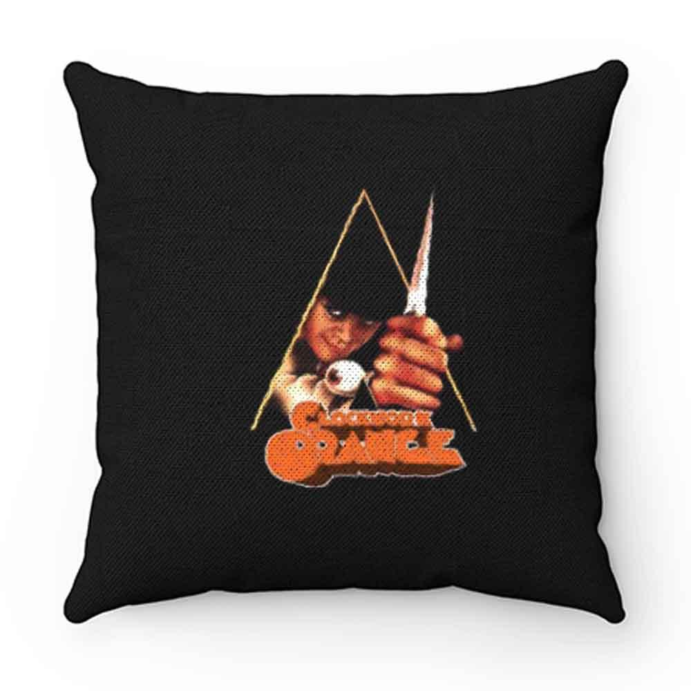 Clockwork Orange Horror Retro Pillow Case Cover